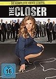 The Closer - Staffel 4 [4 DVDs]