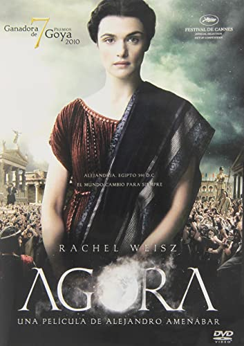 Ágora [DVD]