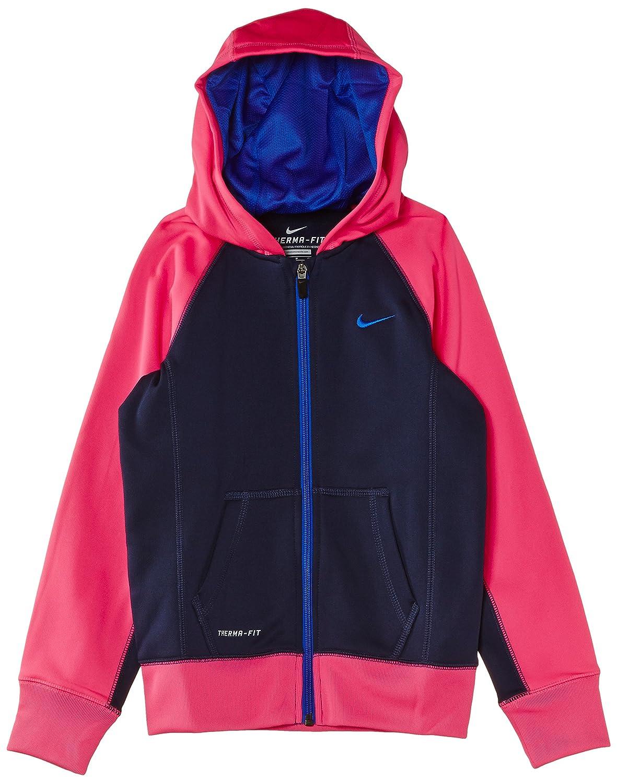 Nike Mädchen Trainingsjacke KO 2.0 Full Zip Hoody