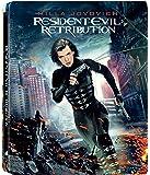 【Amazon.co.jp限定】バイオハザードV リトリビューションIN 3D スチールブック [Blu-ray]