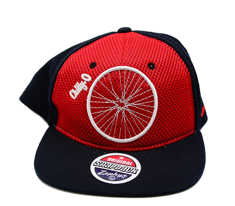 Amazon.com   Zephyr Classic Men s Adjustable Cotton Snapback Trucker Hat  Baseball Cap NHL MLB (Chilly-O)   Sports   Outdoors 4c18f26a7612