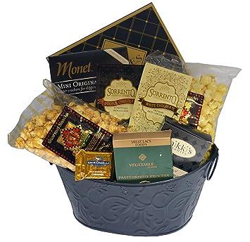 Amazon with sincere sympathy condolence gift basket gourmet with sincere sympathy condolence gift basket solutioingenieria Choice Image