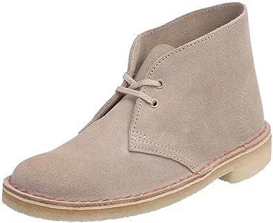 Femme Desert 5 sand Boots Eu 35 Beige Clarks Suede ggnq4wR5r