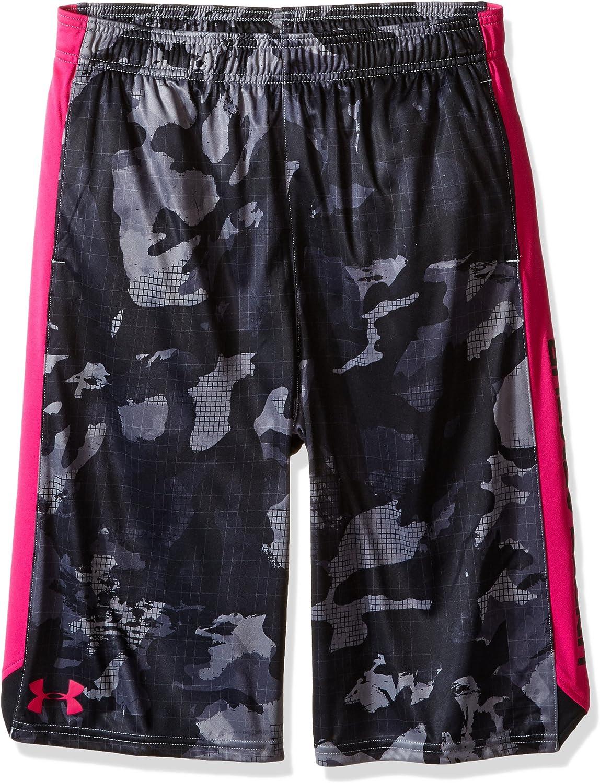 Under Armour Boys Eliminator Printed Shorts