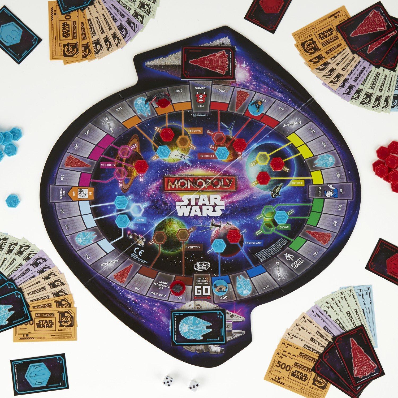 Star Wars Monopoly Game: Star Wars: Amazon.es: Música