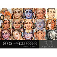 Gods and Goddesses Postcard Book