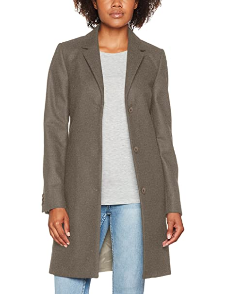 Gant Wool Cashmere Coat, Chaqueta para Mujer: Amazon.es: Ropa y accesorios