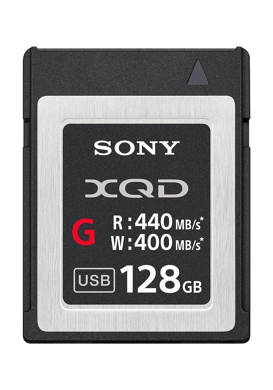 Sony QDG128E/J Memoria Flash 128 GB XQD - Tarjeta de Memoria (128 ...