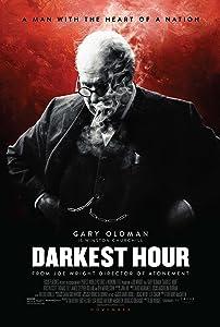 Darkest Hour Movie Poster Limited Print Photo Gary Oldman, Lily James, Kristin Scott Thomas Size 24x36 #1