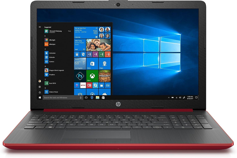 PORTÁTIL HP 15-DA0042NS - I5-8250U 1.6GHZ - 8GB - 1TB - 15.6'/39.6CM - HDMI - WIFI BGN/AC - BT - W10 - ROJO PLATA