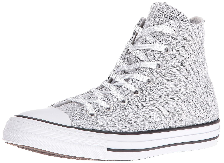 Converse Women's Chuck Taylor All Star Sparkle Fashion Sneaker B01CF5GSLW 8.5 B(M) US|Black/White/Black
