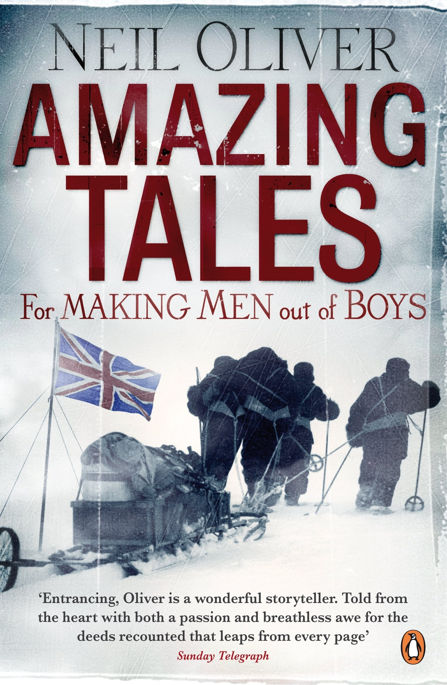 Amazing Tales for Making Men Out of Boys pdf epub