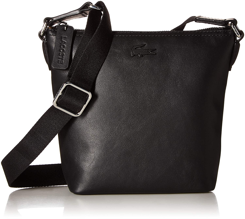 b6da52761 Amazon.com  Lacoste Small Crossover Bag