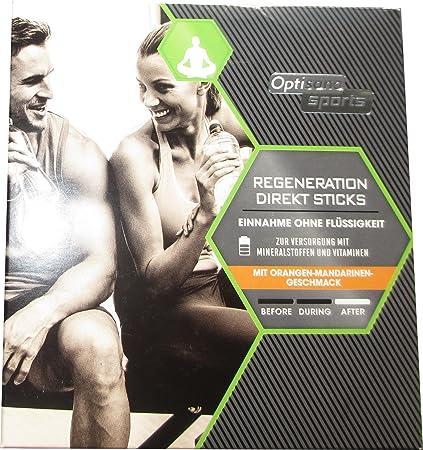 OPTI Sana – Sports Regeneración directamente Sticks