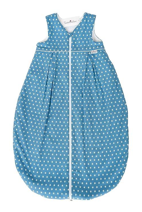 """tavolinchen – Saco de dormir para bebé Dormir de rizo""""Estrellas Saco de dormir"""