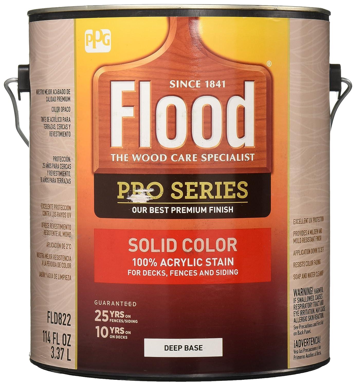 FLOOD/PPG ARCHITECTURAL FIN FLD822-01 Pro Deep Base Stain, 1 gallon - - Amazon.com