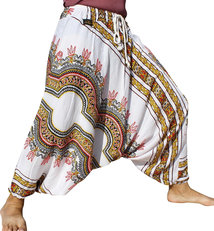 大好き Raan Pah Muang Medium PANTS Pah メンズ B079WLMFTM B079WLMFTM Medium ホワイト ホワイト Medium, ストール帽子のJPコンセプト:2884273c --- a0267596.xsph.ru
