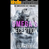 Omega's Deception: MF Omegaverse SciFi Romance (Omegas of Pandora Book 1)