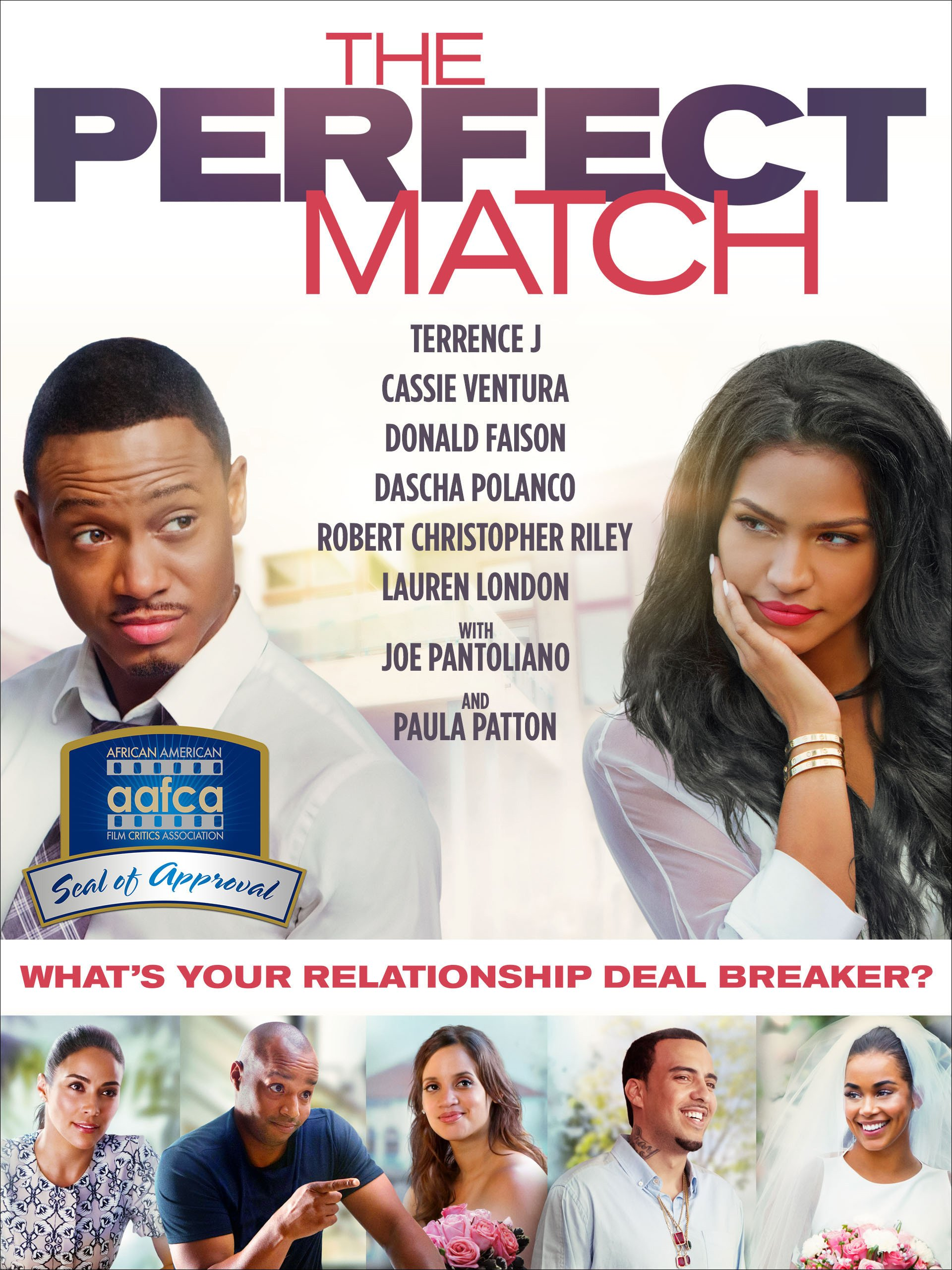 Amazon com: The Perfect Match: Terrence Jenkins, Cassie