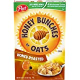 Post Honey Bunches of Oats Crunchy Honey Roasted Cereal 18 oz. Box