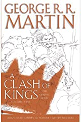 A Clash of Kings: The Graphic Novel: Volume Two (A Game of Thrones: The Graphic Novel) Hardcover