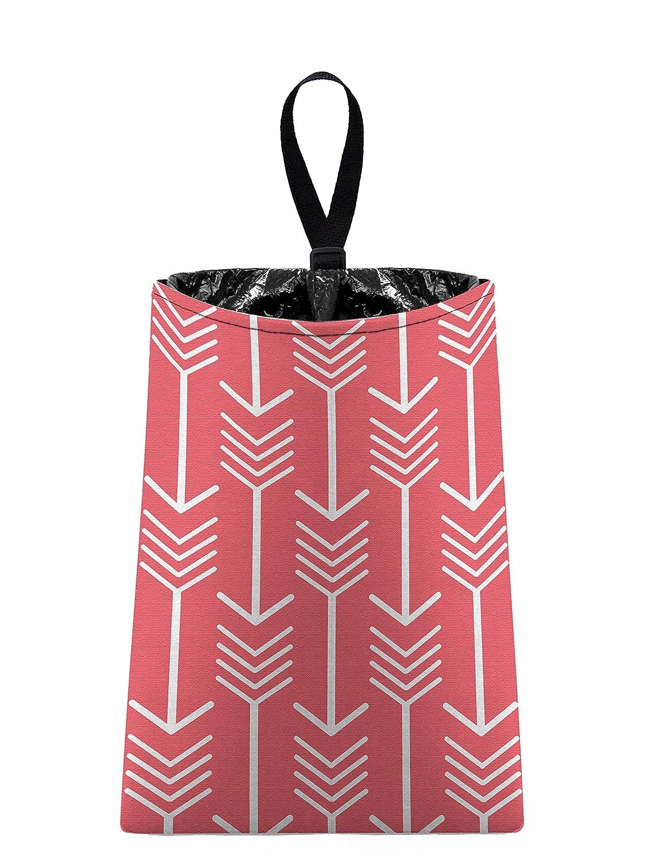 【即納&大特価】 Auto Trash (Arrows - The Coral Pink) by Mod The Mod Pink) Mobile - litter bag/garbage can for your car by The Mod Mobile B0055FE1KK, CDC general store:1273bae9 --- kumarandsons.com