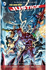 Justice League Vol. 2: The Villain's Journey (The New 52) (Jla (Justice League of America) (Graphic Novels)) Paperback