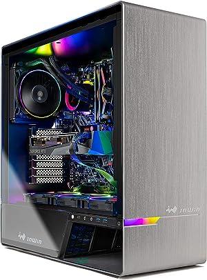 Skytech Legacy 3.0 Gaming PC Desktop - Intel Core-i7 9700K 3.6GHz, RTX 3070 8GB, 16GB DDR4 3000, 1TB NVME, Z390 Motherboard, 750W Gold PSU, Windows 10 Home 64-bit
