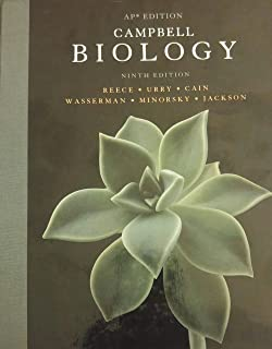 Campbell Biology Ap Edition Unknown 9780134433691 Amazon Com Books