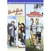 Great Outdoors/Uncle Buck (Double Feature) Tranquille le fleuve / Oncle Buck (Bilingual) (Version française)