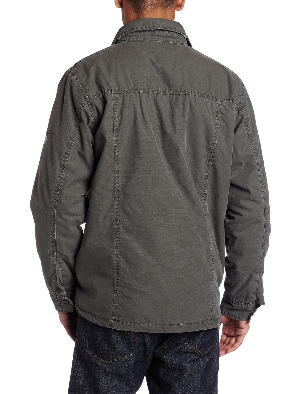 Quiksilver Waterman Mens Atlantic Jacket