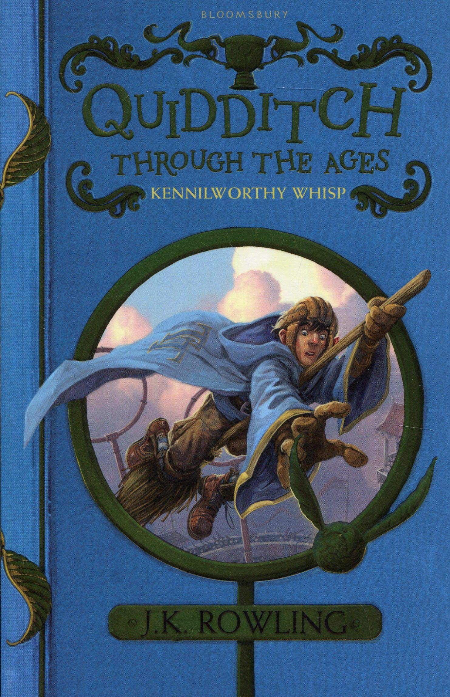 through the ages audio book quidditch