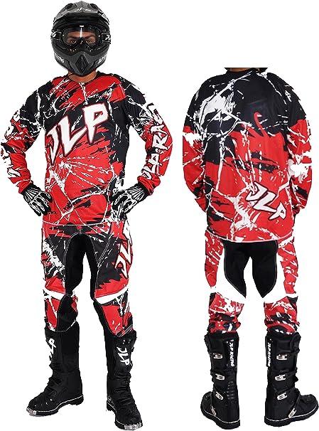Noir Qtech Enfants Combinaison de Travail GO Kart Karting Motocross Tenue de Course BMX Small