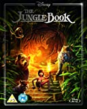 Jungle Book Live Action (Limited Edition Artwork Sleeve) [Blu-ray] [Region Free]