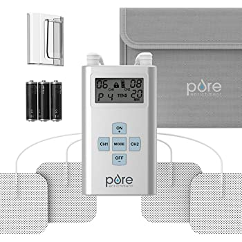 Pure Enrichment PurePulse Pro Advanced TENS Unit with LCD Display