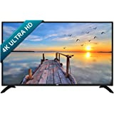 HKC 50B9A 50 inch (127cm) 4K Ultra HD, Smart LED TV(DVB-T2 / T / C / S2 / S, H.265 HEVC, CI+, Mediaplayer via USB) Black, Energy Class A