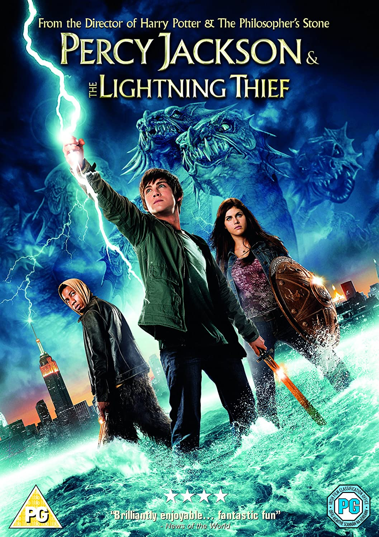 Percy Jackson And Lightning Thief DVD [Reino Unido]: Amazon.es: Movie, Film: Cine y Series TV