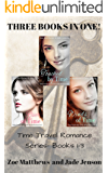Time Travel/Mail-Order Brides Romance Bundle, Books 1 through 3