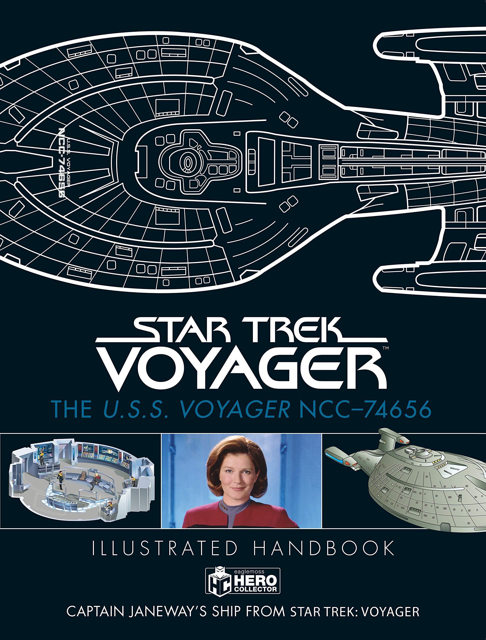 Star Trek: The U.S.S. Voyager NCC-74656 Illustrated Handbook ... on galaxy star trek lcars schematics, star trek prometheus schematics, deep space nine schematics, uss enterprise schematics, delta flyer schematics, sci-fi spaceship schematics, ship schematics, gilso star trek schematics, federation runabout schematics, starship schematics, star trek enterprise schematics, babylon 5 schematics, seaquest dsv schematics,