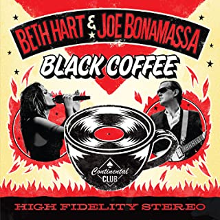 Book Cover: Black Coffee