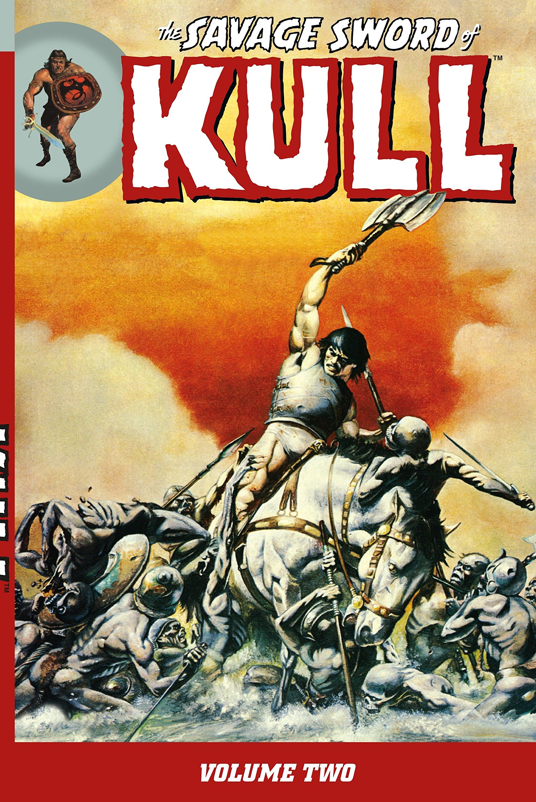 Download The Savage Sword of Kull Volume 2 pdf epub