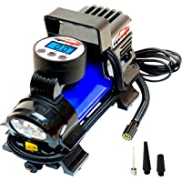 Deals on EPAuto 12V DC Portable Air Compressor Pump