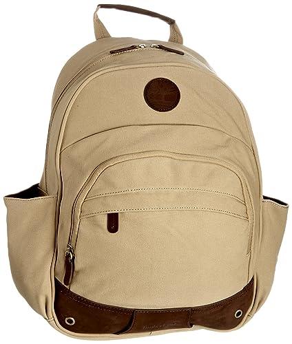 Timberland Mens Stratham Series Backpack British Khaki J0612918: Amazon.es: Equipaje