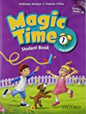 Magic Time 2/E 1 Student Book W/ST CD