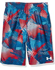 17da4bae29 Under Armour Boys' Volley Fashion Swim Trunk