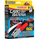 Jogo De Cabos De Transf. De Energia (600 Amp.) Luxcar Universal