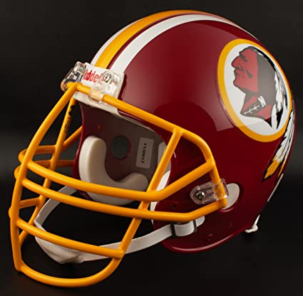 Image Unavailable. Image not available for. Color  Riddell Washington  Redskins 1978-1999 NFL Replica Throwback Football Helmet ... eff3442ec