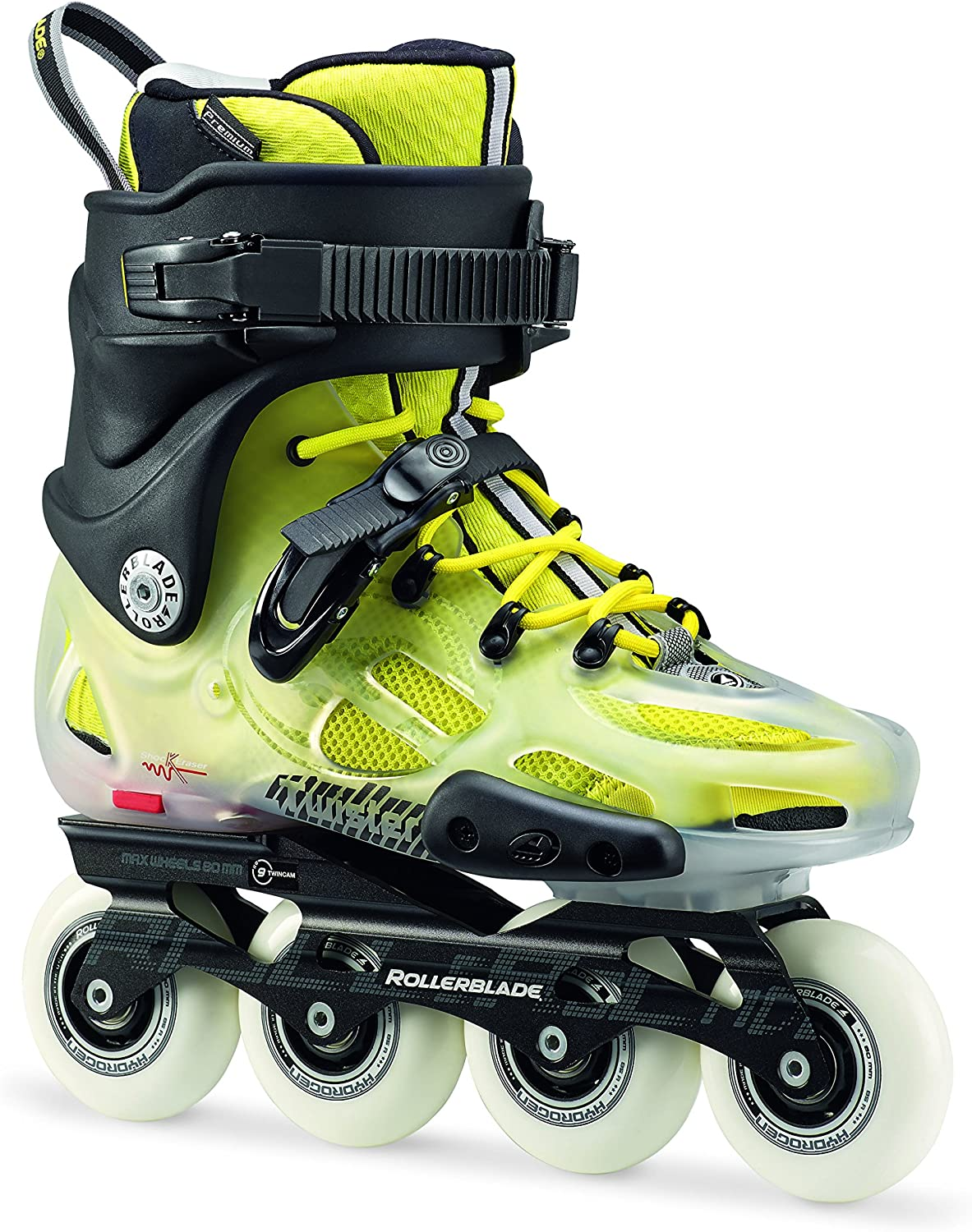 Rollerblade Taille:one Size Roller Patin Complet Freeskate Twister X