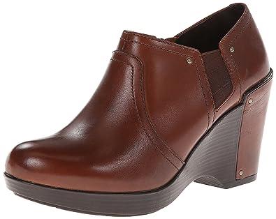 Dansko Womens Boots Florence Brandy Antique Grain