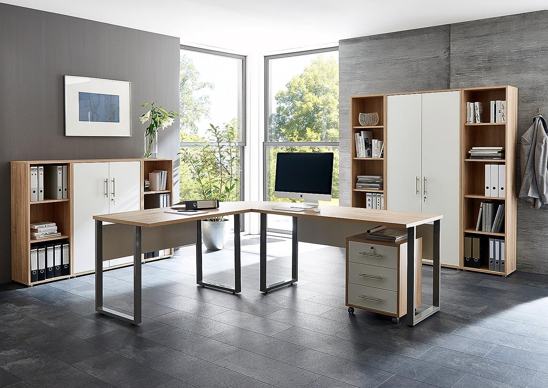 Büromöbel Arbeitszimmer Home Office komplett Set OFFICE EDITION (Set ...